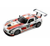 Voiture Ninco - Mercedes SLS GT3-Team Holland- N-Digital - 55054