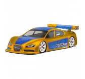 Carrosserie R9-R (rubber) 190mm Touring car body de la marque modelisme proline - 051498-00