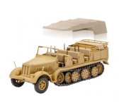 Maquette vehicule militaire - Sd. Kfz. 7 - Maquette revell - REVELL-03186
