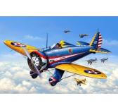 Maquette avion revell - P-26A Peashooter - REVELL-03990