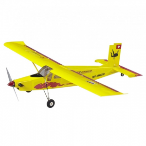 Modelisme avion - Pilatus PC-6 ARF - Avion rc Airline - 61008622B