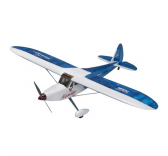 Modelisme avion - Flamingo ARF Bleu - Avion radiocommande Airline - 61008624B