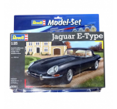 Maquettisme - Model Set Jaguar E-Type - Revell - REVELL-67291