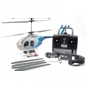 Modelisme helicoptere - MD500 RTF 2.4Ghz - Helicoptere radiocommande art-Tech - ART-11043