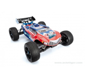 Modelisme voiture - Truggy Rebel S8TX 2.4Ghz RTR - voiture radiocommandee LRP - 2700131511