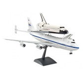 Maquette avion revell - Space Shuttle & Boeing 747 - MAQUETTE-REVELL-04863