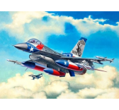Maquette avion militaire - F-16C Fighting Falcon - Revell - REVELL-03992