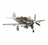 Maquette avion militaire - P-39D Airacobra - Revell - MAQUETTE-REVELL-04868