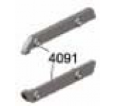 Adaptateur tube de queue 25mm - Logo 600 - 04091