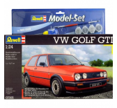 Maquettisme - Model Set VW Golf GTI - Revell - REVELL-67005