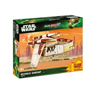 Maquette star wars - Republic Gunship - Revell - REVELL-06687
