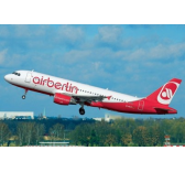 Maquette avion revell - Airbus A320 Air Berlin - REVELL-04861