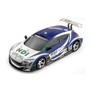 Voiture circuit routier - Renault Megane Trophy 09 -HDI Gerling- - Ninco - 50626