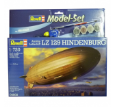 Model Set Dirigeable LZ 129 - Revell - REVELL-64802