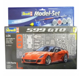 Model Set Ferrari 599 GTO - Revell - REVELL-67091