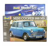 Model Set Mini Cooper 998 Mk.I - Revell - REVELL-067092