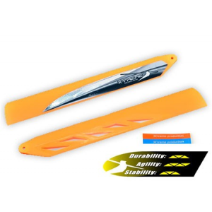 Fast Response Main Blade (Orange) -Blade 130X