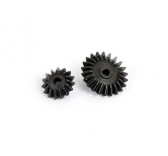 Hardened Steel Bevel Gear (Tail Gear C & D Set) -B130X
