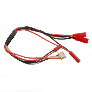 Cable charge 3 Lipo 1S prise equilibrage Blade 120SR