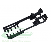 h0258-s Support Batterie DX Goblin 500 - SAB HD  - H0258-S