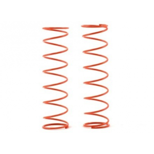 Modelisme voiture - Ressorts Big shock Orange - Voiture radiocommandee MP9 Kyosho - IS106-8514