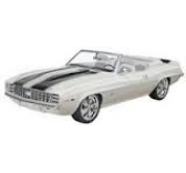 Maquette revell - 69 Camaro Convertible - REVELL-14929