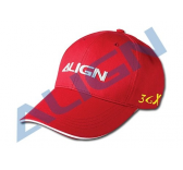 Casquette Align 3GX Rouge - HOC00002A
