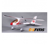 Avion RC Red Dragon RTF Accu   Charger   Radio FMS Mode 2