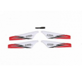 Modelisme helicoptere - Pales principales - Helicoptere radiocommande Nano Star Graupner - 92404-2R