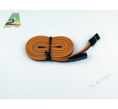 Rallonge 100cm JR - cable 0,30mm² A2PRO