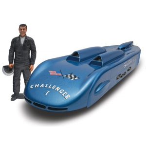 Maquette voiture revell - Mickey Thompson s Challenger - REVELL-14918