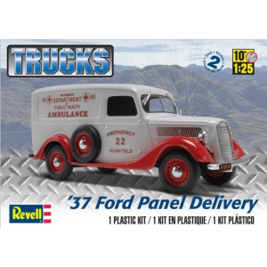 53 Ford Panel Delivery Revell, de la marque maquette Revell. - REVELL-14930