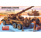 Maquette voiture militaire revell - Military Wrecker Truck - REVELL-17816