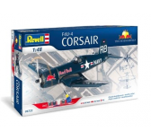 Maquette revell - F4U-4 Corsair The Flying Bulls - REVELL-05722