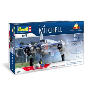 Maquette revell - B-25J Mitchell  The Flying Bulls - REVELL-05725