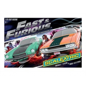 Circuit scalextric Fast&Furious - C1309