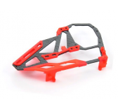 Spare Left Panel for CF Frame -B130X ( Red )