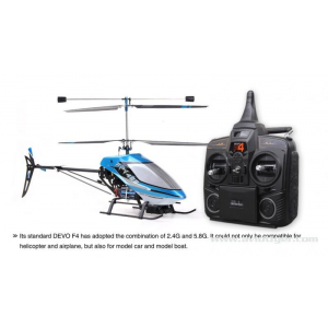 Modelisme helicoptere - Helicoptere FPV400 Mode 2 - helicoptere radiocommande Walkera - 2000FPV400M2