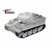 Char RC Tiger I Version IR Torro Version Hiver2.4Ghz - TRO-1112205222