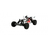 1/10 Boost 2WD Buggy RTR, White/Red EXC