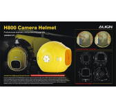 Protection camera H800 Align - HC8013