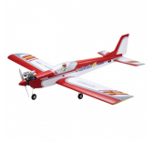 Modelisme avion - Calmato Alpha 60 Sports rouge - Avion radiocommande Kyosho - 11236RB