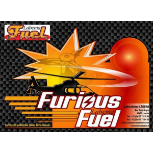 LAB-FF25 Helico Furious Fuel 25% nitro 5L - Labema - LAB-FF25