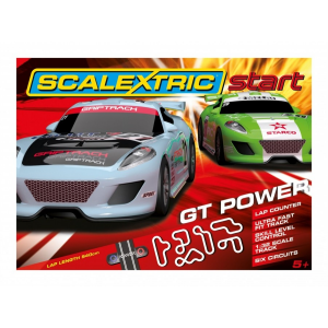 Circuit GT Power Scalextric - C1303