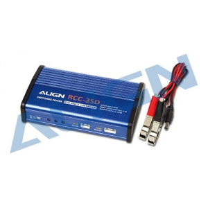 Chargeur equilibreur RCC-3SD Align - HEC3SD01