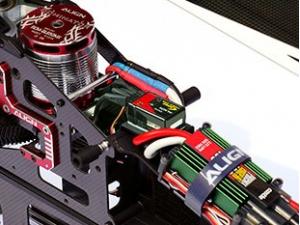 Module Flybarless Gpro inclus