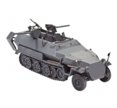 Maquette vehicule militaire - SD.KFZ. 251/16 Ausf. C - revell - REVELL-03197
