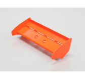 Modelisme voiture - Aileron 1/8 Nylon orange - Voiture radiocommandee MP9 Kyosho - IF401KO