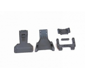 90166.41 Bulkhead av/ar , support pont amortisseur Roadfighter Graupner - 90166-41