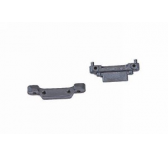 90166.46 Support arriere inf. du bras de suspension Roadfighter Graupner - 90166-46